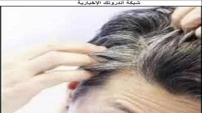 طريقة استخدام النشا الطبيعي لفرد الشعر بديل الكرياتين الكيماوي